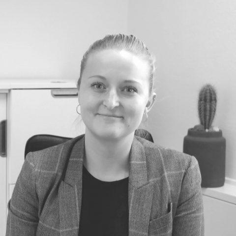 Nanna Larsen, juridisk medarbejder